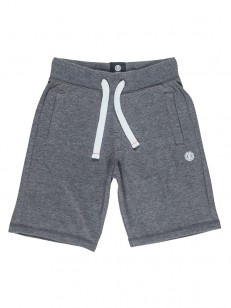ELEMENT kraťasy CORNELL CHARCOAL HEATHER