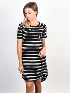 ELEMENT šaty LOVELY BLACK