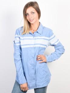 ELEMENT košile JANEY OXFORD BLUE
