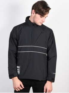 RVCA bunda DANDELION WINDBREAK. BLACK