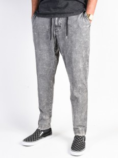RVCA kalhoty COASTAL HYBRID RVCA BLACK