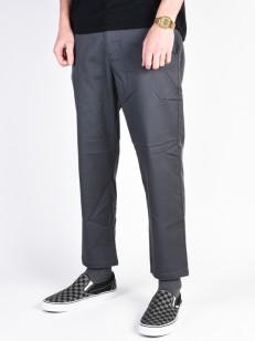 RVCA kalhoty FLOOD CHINO SLATE