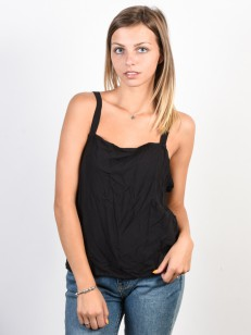 RVCA top LOST TIME BLACK