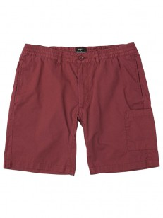 RVCA kalhoty CURREN WANDER TAWNY PORT