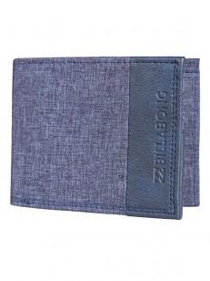 BILLABONG peněženka ALL DAY DARK SLATE HTR