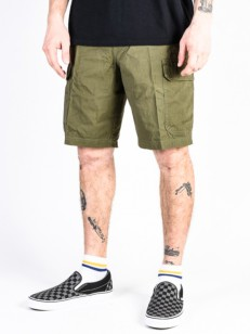 BILLABONG kraťasy ALL DAY CARGO DARK OLIVE