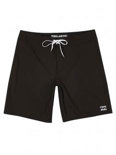 BILLABONG koupací šortky ALL DAY X PRINT 18 BLACK