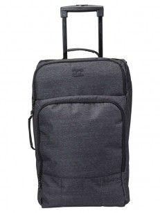 BILLABONG taška BOOSTER CARRY ON TRA BLACK HEATHER