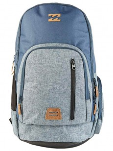 BILLABONG batoh COMMAND DARK SLATE HTR