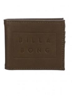 BILLABONG peňaženka DIE CUT CHOCOLATE