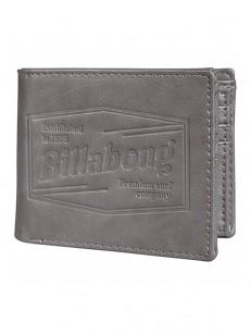 BILLABONG peněženka JUNCTION CHARCOAL