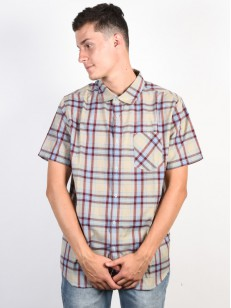 BILLABONG košile LENNOX KHAKI