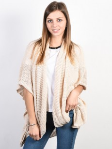 BILLABONG svetr PACIFIC SAND CARDI COOL WIP