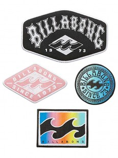 BILLABONG nášivka PATCH ME UP MULTI