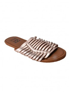 BILLABONG pantofle TREAD LIGHTLY ROSE GOLD