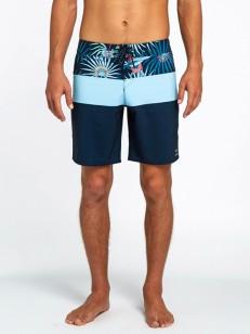 BILLABONG koupací šortky TRIBONG X 18 BLUE