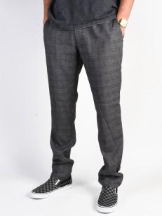 RVCA kalhoty SUIT IT BLACK