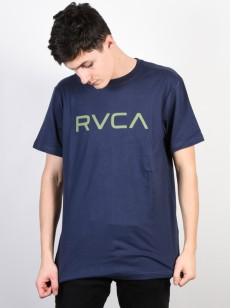 RVCA triko BIG RVCA CLASSIC INDIGO
