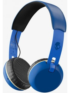 SKULLCANDY sluchátka GRIND WIRELESS ON-EAR royal/c