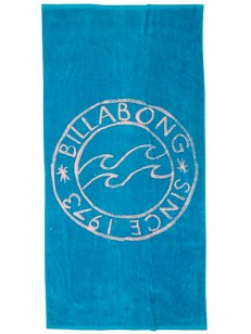 BILLABONG osuška MUST BE blue wave
