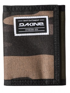 DAKINE peněženka VERT RAIL field camo