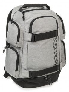 BURTON batoh DISTORTION GREY HEATHER