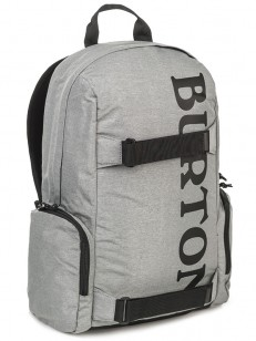BURTON batoh EMPHASIS GRAY HEATHER