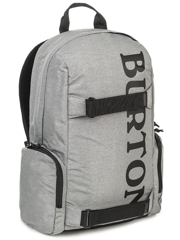 Burton Batoh Emphasis Grey Heather šedá