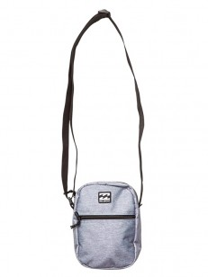 BILLABONG taška BOULEVARD GREY HEATHER