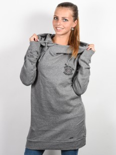 BILLABONG šaty UNDER THE RAINBOW DK ATHL GREY