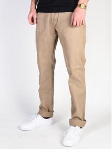 BILLABONG kalhoty OUTSIDER TWILL DARK KHAKI