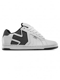 ETNIES boty FADER 2 WHITE/GREY/BLACK