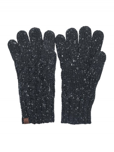 RIP CURL rukavice NEPSU BLACK MARLED