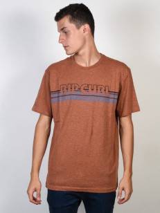 RIP CURL tričko THE CALL GINGER SPICE MARLE