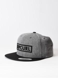 RIP CURL kšiltovka UNDERTOW BOX BLACK