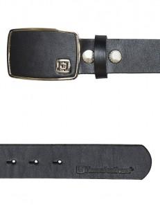 HORSEFEATHERS pásek FRED black