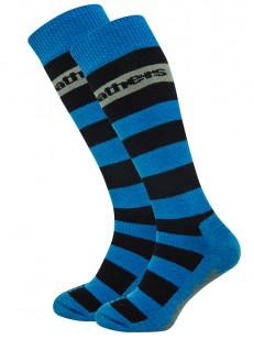 HORSEFEATHERS ponožky LEVI blue