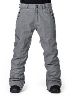 HORSEFEATHERS kalhoty ELKINS gray melange