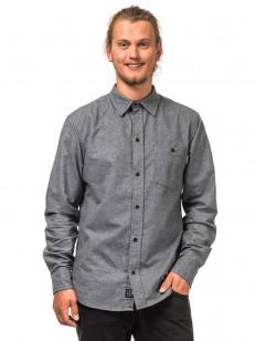 HORSEFEATHERS košile GRAYSON heather gray