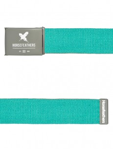 HORSEFEATHERS pásek JEAN pool blue