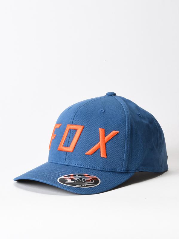 Fox Kšiltovka Moth 110 Blue modrá