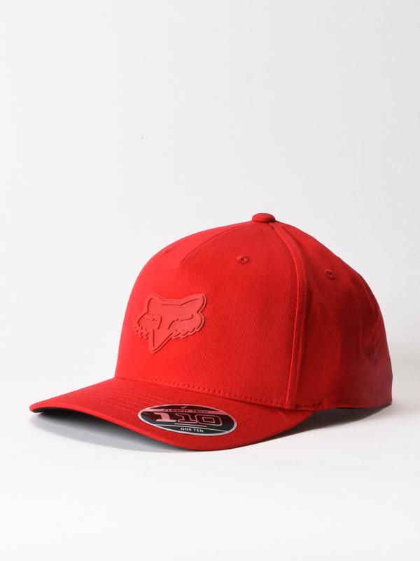 Fox Kšiltovka Heads Up 110 Red červená