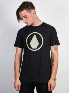 VOLCOM tričko BURNT black