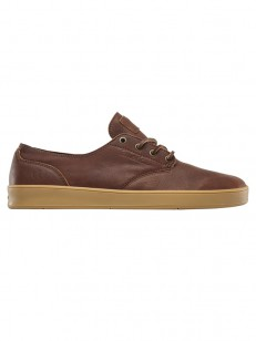 EMERICA boty RL RESERVE X TRUMAN BROWN/GUM/BROWN