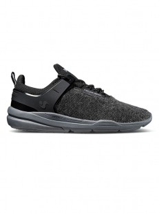 DVS boty CINCH LT+ CHARCOAL KNIT