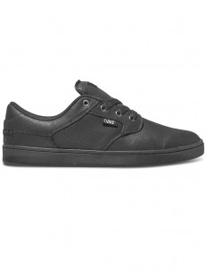 DVS boty QUENTIN BLACK WAX CANVAS
