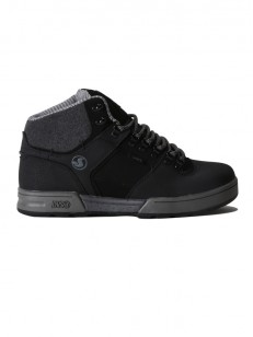 DVS boty WESTRIDGE BLACK LEATHER