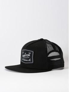 BURTON kšiltovka BAYONETTE TRUE BLACK