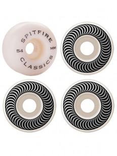SPITFIRE kolečka CLASSIC GRY/WHT