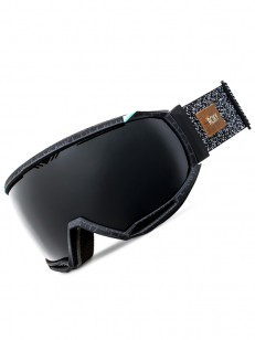 ROXY brýle HUBBLE_WOMEN TRUE BLACK